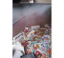 Dumpster of Broken Dreams Photographic Print