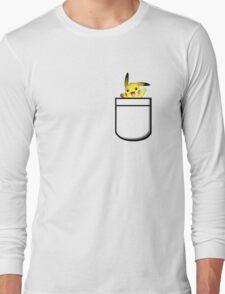 Pikachu Pocket T-Shirt