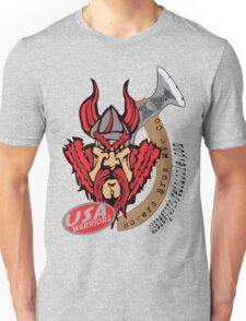 usa warriors viking by rogers bros T-Shirt