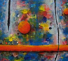 Oranges by Wendy Tucker