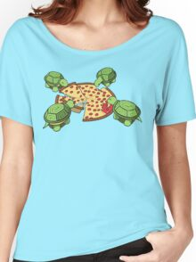 Hungry Hungry Turtles Women's Relaxed Fit T-Shirt