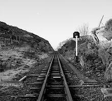 Rail Way Line by Sevenhills