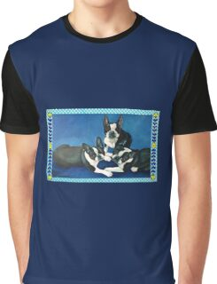 Boston Terriers Graphic T-Shirt
