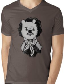 Winnie the Poe Mens V-Neck T-Shirt