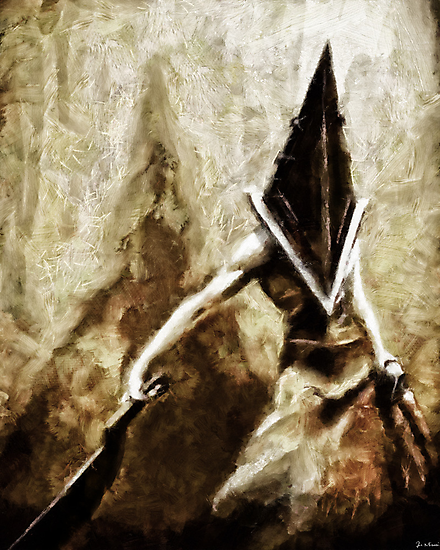 Pyramid Head by Joe Misrasi