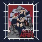 Astro Man by rabzila