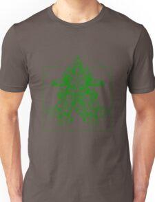 Vitruvian Dragon Zord Green Unisex T-Shirt