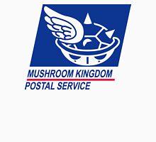 mushroom kingdom postal service Womens Fitted T-Shirt