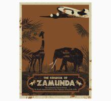 Visit Zamunda One Piece - Short Sleeve