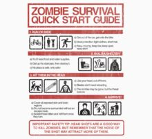 Zombie Survival - Quick Start Guide by Azafran