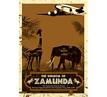 Visit Zamunda Photographic Print
