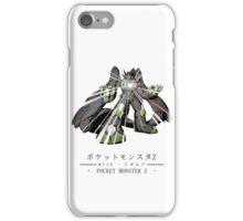 Pokemon Z iPhone Case/Skin