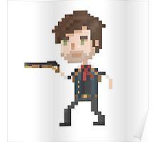 Pixel DeWitt - Bioshock Infinite Poster
