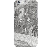 Jungle in my Back Garden iPhone Case/Skin
