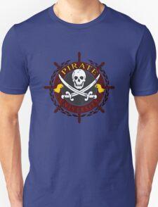 Pirate University Distressed T-Shirt