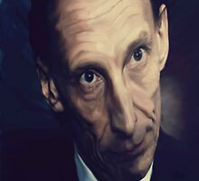 Julian Richings by mephiztophel
