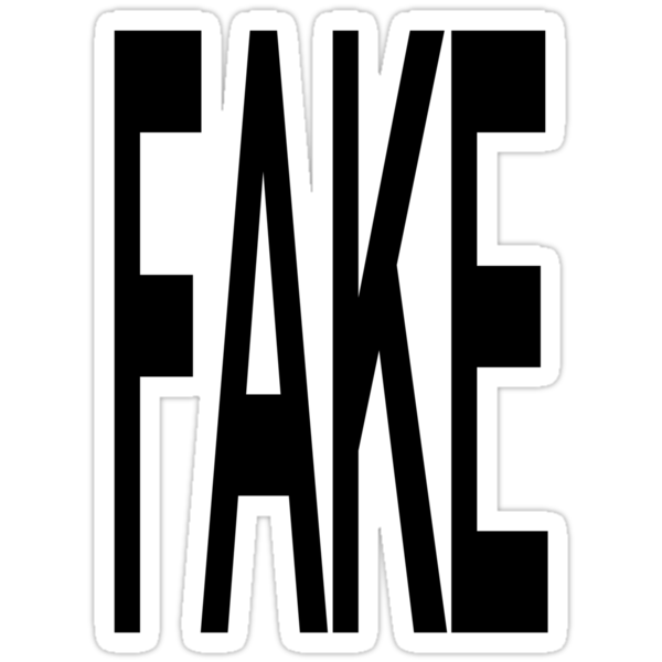FAKE by sauria