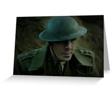 Parades End Greeting Card