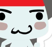 Team Toro (Japanese Ver.) Sticker