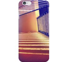 Sunny Stair Shadow iPhone Case/Skin