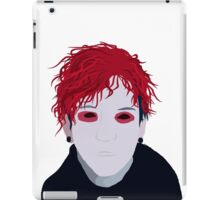 Josh Dun Outline iPad Case/Skin