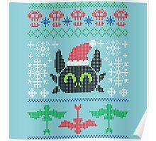 Berk Christmas Poster