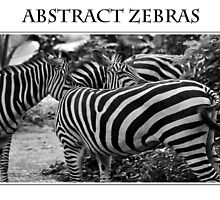 Abstract Zebra by Webitect
