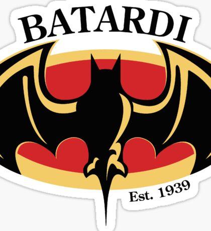 Batardi Sticker