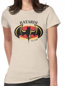 Batardi Womens Fitted T-Shirt