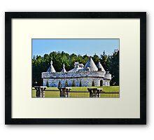Private Castle Framed Print