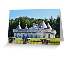 Private Castle Greeting Card