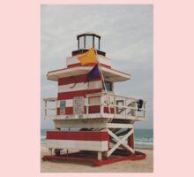 lifeguard tower One Piece - Short Sleeve