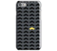 Yellow Car! iPhone Case/Skin