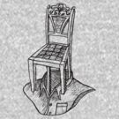 Chairface by kaligraf