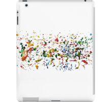 Colorful Aquarelle iPad Case/Skin