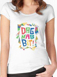 Dagnabbit Women's Fitted Scoop T-Shirt