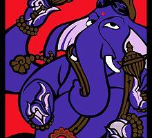 Ganesha by Amanda Balboa