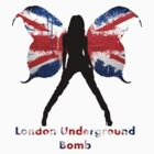 London underground bomb by mark ashkenazi