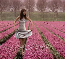 Tippy-toe-ing thru the tulips by Sea-Change