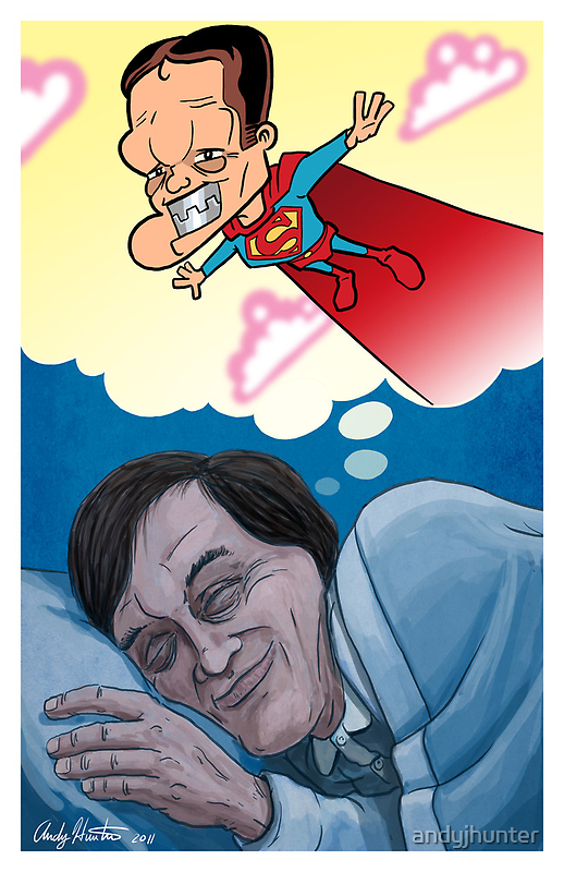 Richard Kiel - Man of Steel by andyjhunter