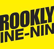 nine nine! by A Davis