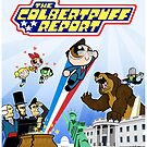 The Colbertpuff Report by andyjhunter