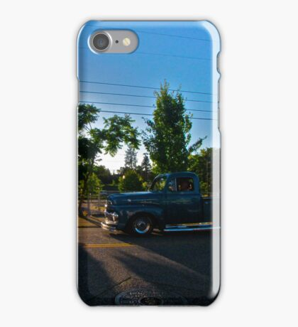 Vintage Truck iPhone Case/Skin