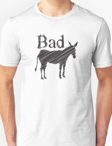 Bad Ass (Donkey) T-Shirt
