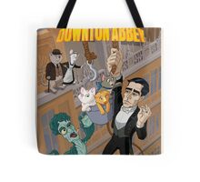 The Rescuers Downton Abbey Tote Bag