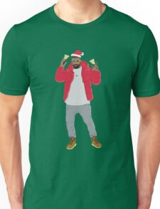 Hip Hop Christmas Unisex T-Shirt
