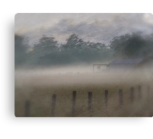 Sleepy Hollow... Canvas Print