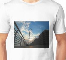 Long Beach, NY     Boardwalk                                     4549 Unisex T-Shirt