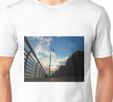 Long Beach, NY     Boardwalk                                     4549 Unisex T-Shirt