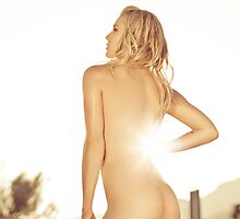 Katee Sackhoff by Dennys Ilic Photography by actingoutlaws